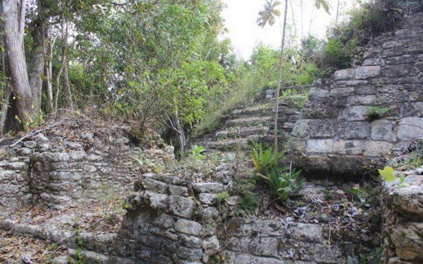 Posponen apertura al público de la zona arqueológica de Ichkabal