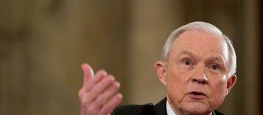No descarta la Casa Blanca apartar a Sessions de investigación sobre Rusia