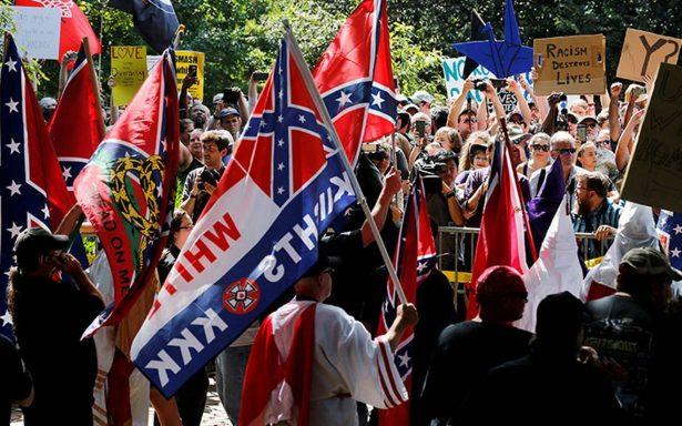 Neonazis regresarán a las calles de EU: alistan manifestación frente a la Casa Blanca