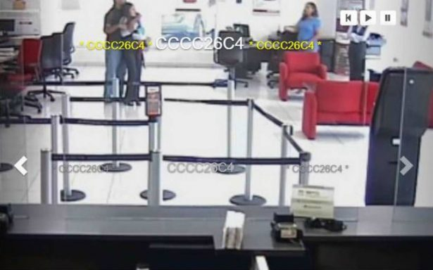 Después de casi cuatro horas, rescatan a rehenes en un banco de Sonora