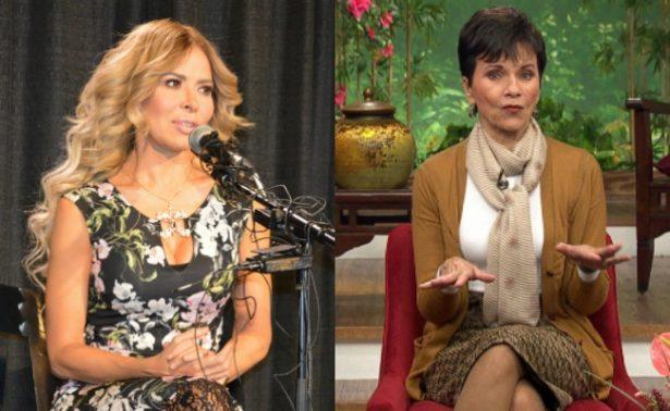 Gloria Trevi revela si busca vengarse de Paty Chapoy