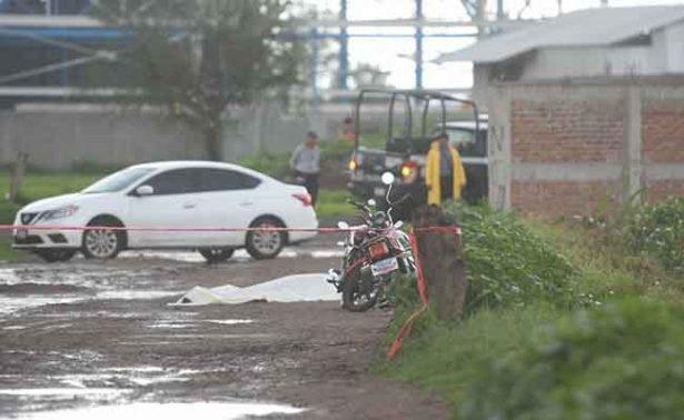 Muere joven al caerle rayo durante tormenta en Irapuato