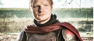 Ed Sheeran aclara porque dejó Twitter tras estreno de Game of Thrones