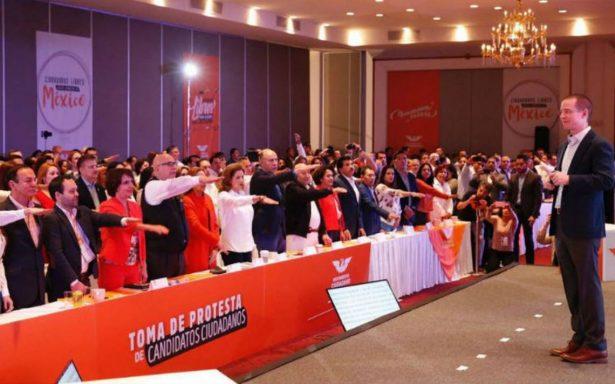 Anaya pide transparencia en fallo de Tribunal sobre candidatos independientes