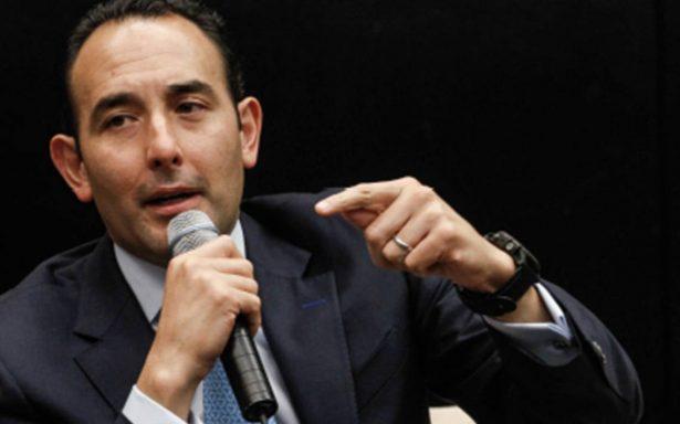 PAN no necesita nuevo gerente, asegura Roberto Gil Zuarth