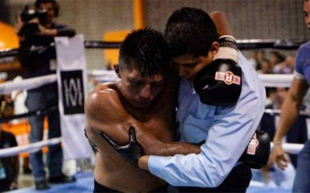 """Tras ser noqueado y estar una semana en el hospital, fallece el """"Pantera"""" Ruiz"""