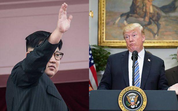 Kim Jong Un se reunirá en mayo con Donald Trump