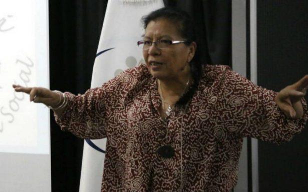 Designan a Nashieli Ramírez nueva presidenta de la CDHDF