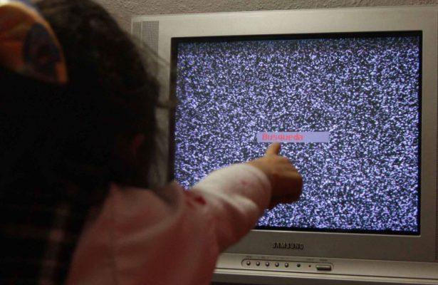 Concentran 6 canales de TV a 47% de espectadores mexicanos