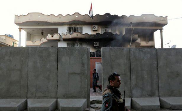 Ataque del EI a embajada de Irak en Kabul deja seis muertos