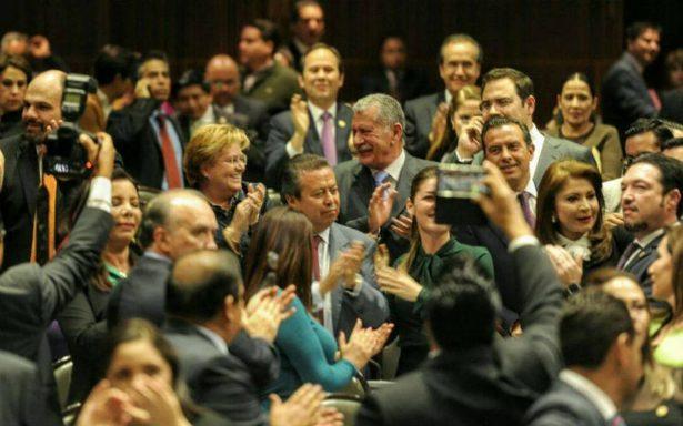 Diputados gritan el 'eehh pu%&' en San Lázaro; Conapred pide evitar expresiones homofóbicas