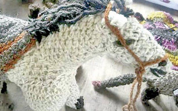 Promueve confección de lana en Atzompa