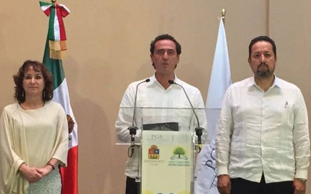 PGR ofrece disculpa a dueños de cajas de seguridad en Cancún