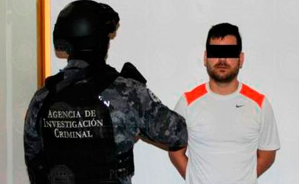 [Video] Así fue la captura de El Quinceañero, operador financiero del Mini Lic