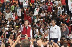 Alfredo del Mazo va como candidato del PRIal gobierno delEdomex