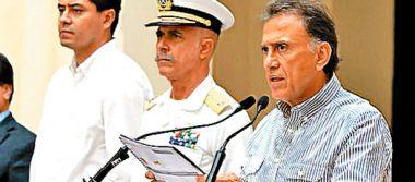 Gendarmería reforzará la seguridad de Veracruz