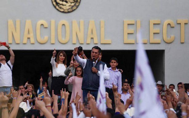 INE sesionará hoy para darle el registro como candidato presidencial a El Bronco