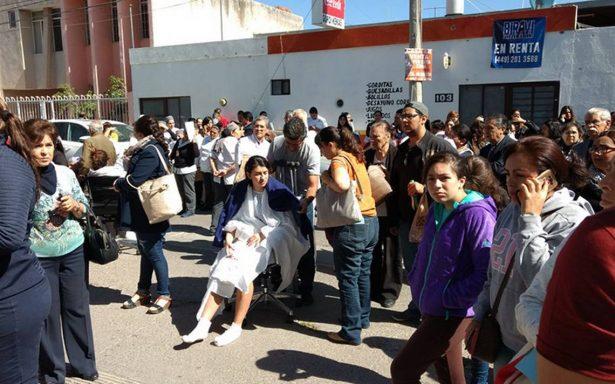 Horas de tensión vivieron en Aguascalientes, por amenaza de bomba