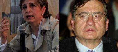 AMLO quiere de vuelta en la radio a Gutiérrez Vivó y Aristegui
