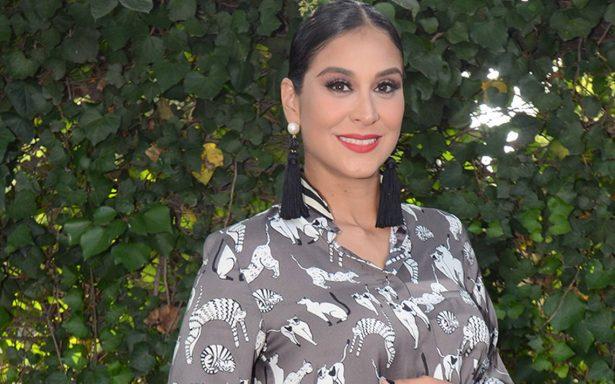 La conductora María José Rosado celebró  la próxima llegada de su tercer hijo