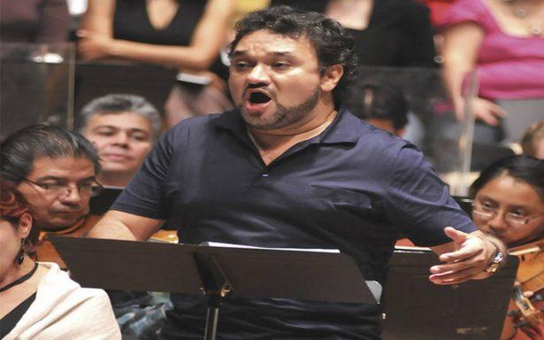 Ramón Vargas dará un recital a beneficio de niños discapacitados