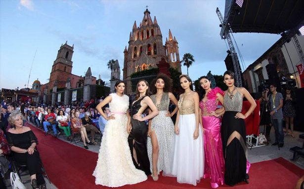Glamour y color, así fue el arranque de la 21 edición del Festival de Cine de Guanajuato