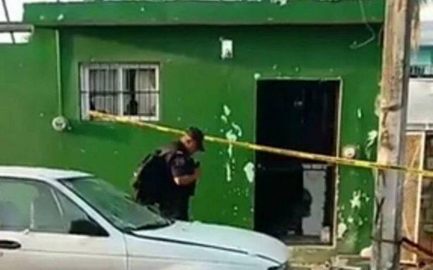 Con granadas, atacan casa en Playa del Carmen