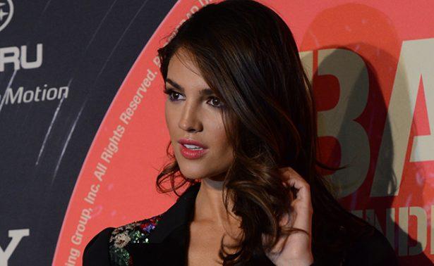Eiza González, digna representante de la mujer latina