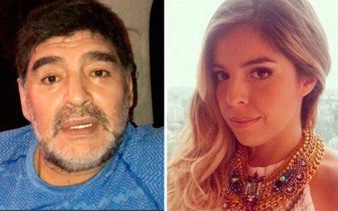 Si no invita a mi mujer, no iré a la boda de mi hija: Maradona
