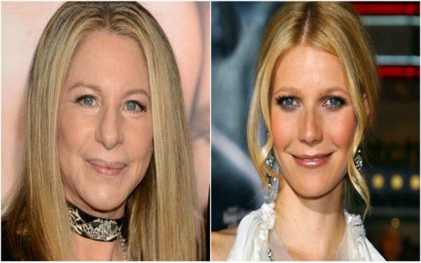 """Barbra Streisand y Gwyneth Paltrow buscan protagonizar la serie """"The Politician"""""""