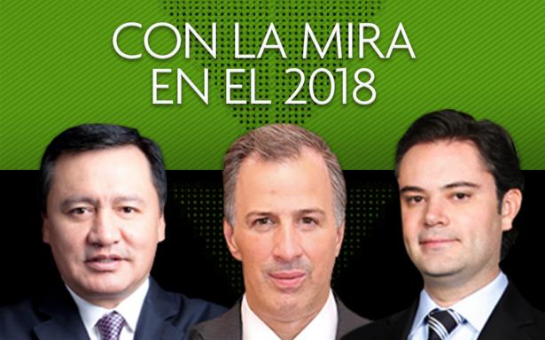 #ConLaMiraEn2018 El Sol de México reúne las voces que marcan la contienda