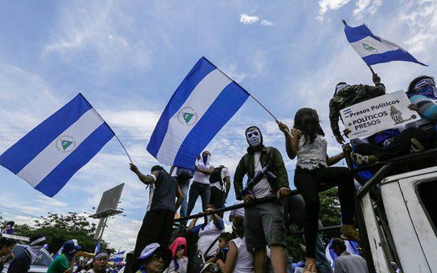Miles de nicaragüenses salen a la calle desafiando nueva ley contra manifestaciones