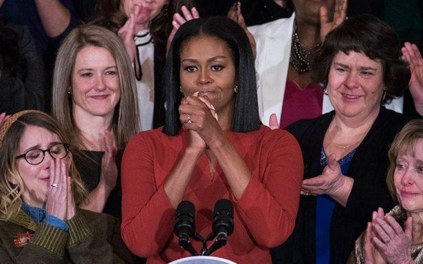 Michelle Obama busca inspirar con sus memorias: saldrán a la venta en noviembre