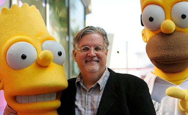 "Creador de ""The Simpsons"" estrenará serie en Netflix"