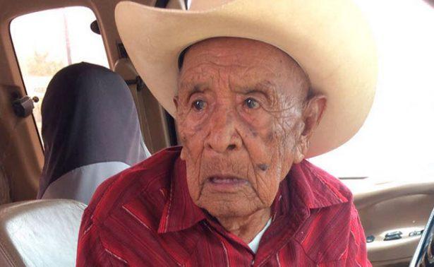 Pescado y una cervecita, la dieta para la longevidad: abuelito de 100 años