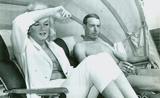 Marilyn Monroe, entre la sensualidad y el escándalo