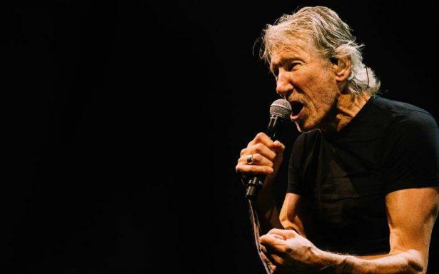 Cancelan en Alemania transmisión de concierto de Roger Waters por criticas a Israel