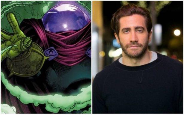 """Jake Gyllenhaal encarnará a Mysterio en secuela de """"Spider-Man"""""""