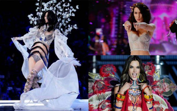 ¡Censura, caídas y fallas de vestuario! El accidentado desfile de Victoria's Secret