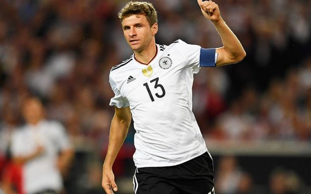 Alemania e Inglaterra, por el pase al  Mundial