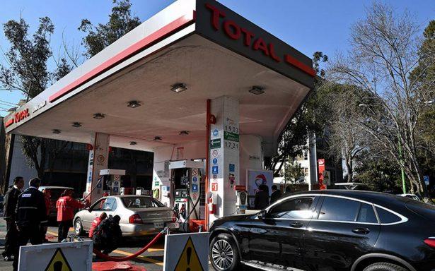 Total, gasolinera francesa, arranca operaciones en la CDMX