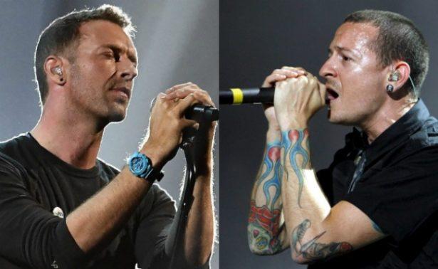 Chris Martin recuerda a vocalista de Linkin Park durante concierto