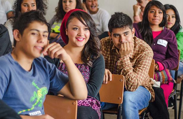 La población de jóvenes en México suman poco más de 31 millones
