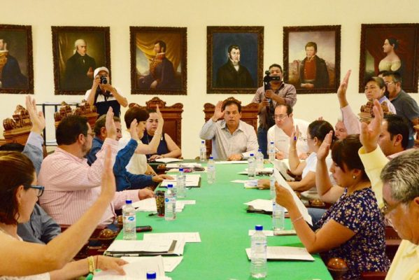 Integra Comité de las Fiestas Patrias en Dolores Hidalgo