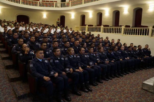Busca SMA policías