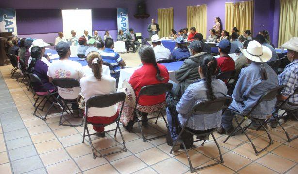 Gobierno Municipal apoya el fomento de la cultura del agua