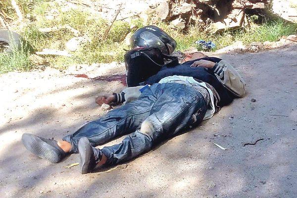 Mataron a dos hombres en Acámbaro