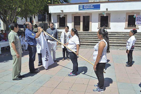 San Miguel de Ixtla es comunidad saludable