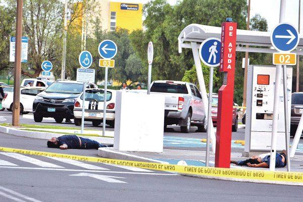 Identificadas las victimas  de ataque en plaza comercial