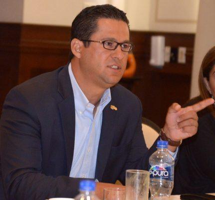 Renuncia Diego Sinhué Rodríguez a la Secretaría de Desarrollo Social y Humano del Estado